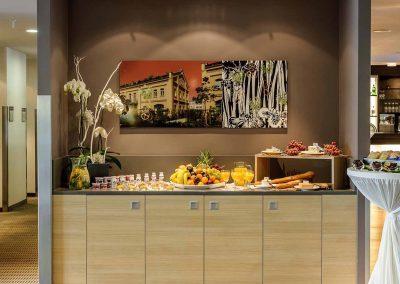 Fürther Mercure Hotel Nürnberg West Tagungen Kaffeepause